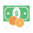 Dollar Cost Saving Icon