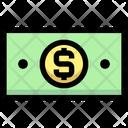 Dollar Money Payment Icon
