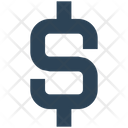 Dollar Money Currency Icon
