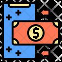 Dollar Digital Payment Icon