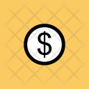 Dollar Earning Business Icon