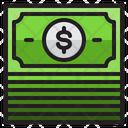 Dollar Cash Currency Icon