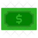 Dollar Banknote Country Icon