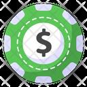 Money Coin Dollar Coin Dollar Icon
