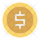 Dollar Currency Money Icon