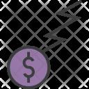 Dollar Finance Trade Icon