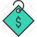 Dollar Currency Price Icon