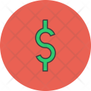 Dollar Currency Us Icon