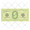 Dollar Note Currency Icon