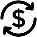 Dollar Exchange Currency Icon