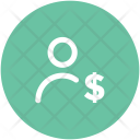 Dollar Valuation Finance Icon