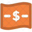 Dollar Note Banknote Icon