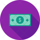 Dollar Bank Note Icon
