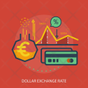Dollar Exchange Rate Icon