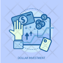 Dollar Investment Finance Icon