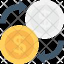 Dollar Travel Money Icon
