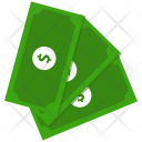 Bill Dollar Money Icon