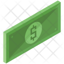 Dollar Bill Banknote Icon