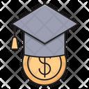 Dollar Hat Success Icon