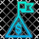 Dollar Achivement Icon