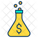 Dollar Analytics Money Research Research Icon