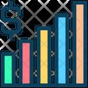 Dollar Analytics Dollar Analytics Icon