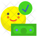 Dollar Approve Dollar Approve Icon