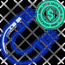 Dollar Attraction Icon