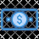 Dollar Banknote Icon
