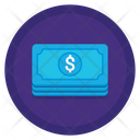 Dollar Bill Invoice Product Bill Icon