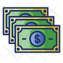 Dollar Bills Money Bill Icon