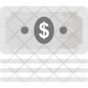 Money Banknote Currency Icon