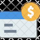 Dollar Card Icon
