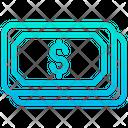 Cash Dollar Money Icon