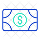 Dollar Cash Icon