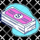 Dollar Cash Dollar Note Currency Icon