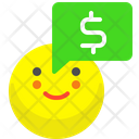 Dollar Chat Chat Dollar Icon