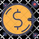 Dollar Coin Dollar Coin Icon