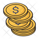 Coins Money Currency Icon