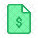 Document Paper Page Icon