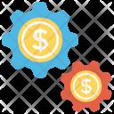 Exchange Money Financial Icon