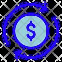 Dollar Exchange Currency Exchange Dollar Icon