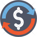 Dollar Exchange Icon