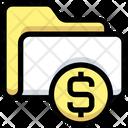 Dollar Folder Folder Directory Icon