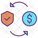 Dollar Fund Security Icon