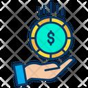 Dollar Funding Icon
