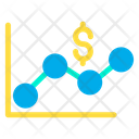 Growth Finance Growth Analysis Icon