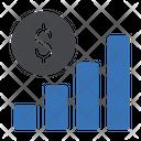 Dollar Growth Finance Growth Dollar Icon