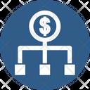 Dollar Hierarchy Icon