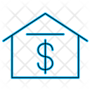 Dollar Home Icon